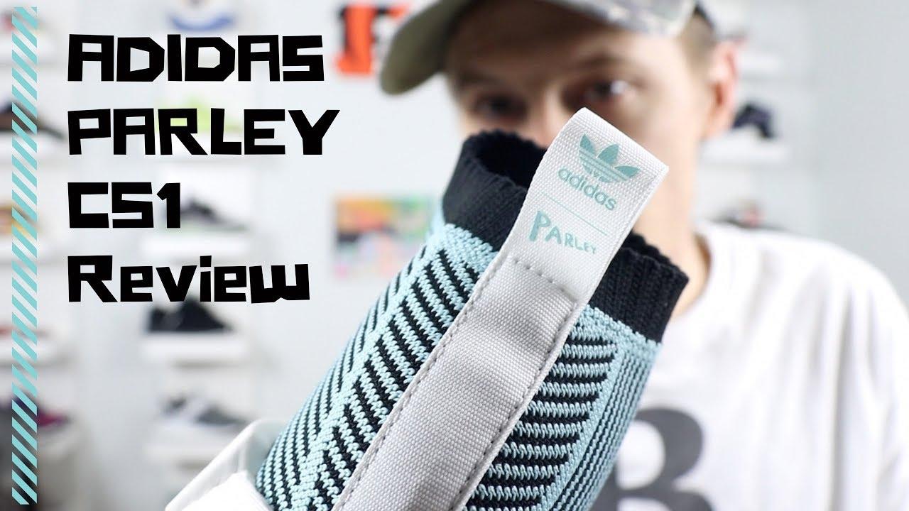 d4ca1891c Adidas CS1 Parley REVIEW (QCSC LTS episode 9 +Unheardof visit) - YouTube