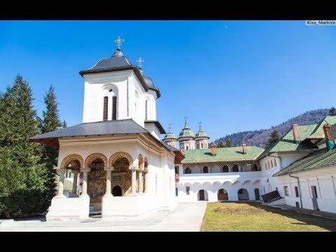Достопримечательности Румынии Монастырь Синая Tourist Attractions In Romania