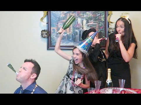 THE CRAZIEST NEW YEAR EVER!