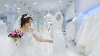 Свадебный салон quotКалинаquot  клип 2