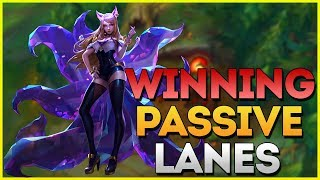 How to Succeed Against a Passive Lane Opponent (League of Legends Patch 9.13)