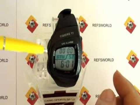adidas performance watch instructions