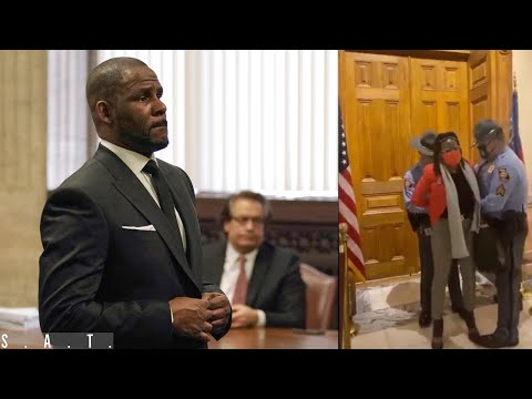 """Download R. Kelly GOT Tasha K IN TROUBLE at Court! """"LOOK HER UP YOUR HONOR"""""""