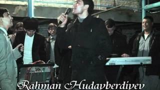 Rahman Hudayberdiyew.Amangul