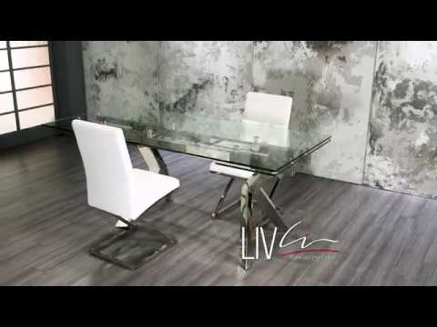 Modern Extendable Dining Rooms Fall Collection 2018 El Dorado Furniture