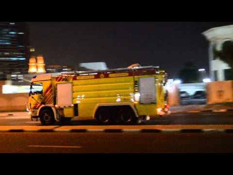 Firefighting Team Dubai
