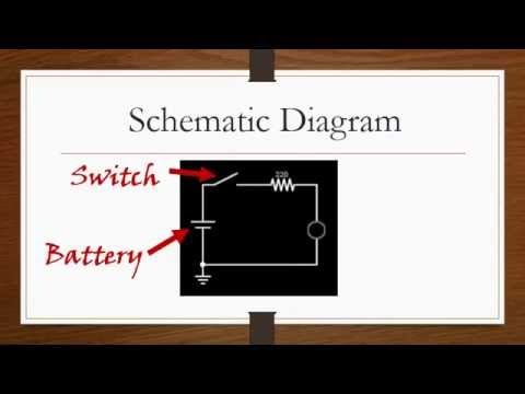 Simple Led Circuit Diagram | Circuit Design A Simple Led Circuit Youtube