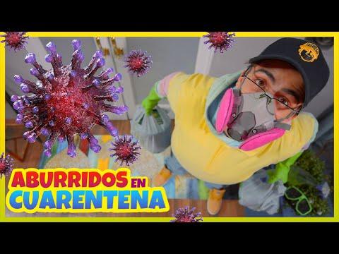 Daniel El Travieso - Aburridos En Cuarentena. - DANIEL EL TRAVIESO VIDEOS
