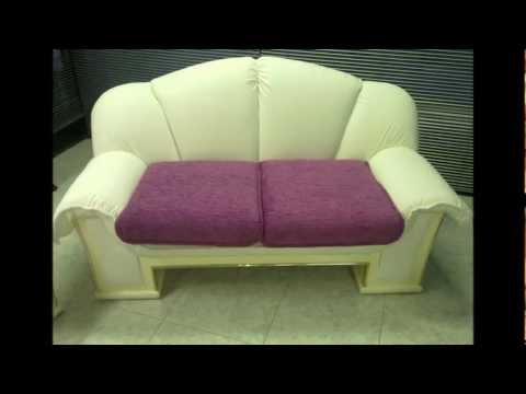 Como tapizar un sof doovi - Como tapizar un sofa ...