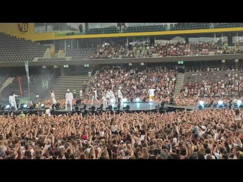 Justin Bieber Stade de Suisse Bern - Where are ü now (2)