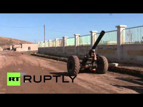 Syria: Govt. forces advance on Tell Rifaat in battle for Aleppo Governorate