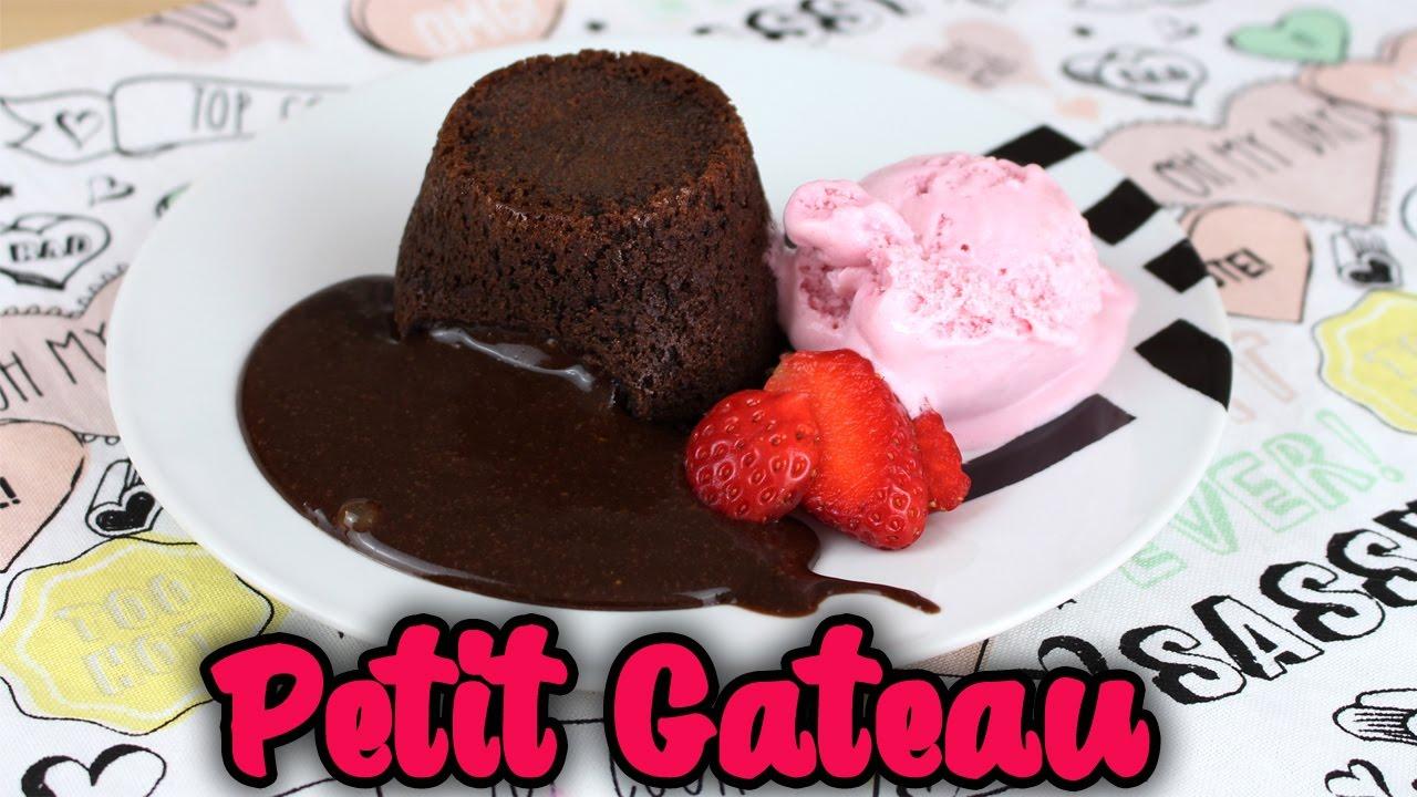 Como fazer bolo para petit gateau