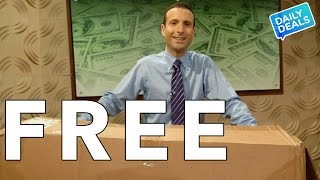 100 000 Subscribers Thanks, Free Stuff Give Away ► The Deal Guy