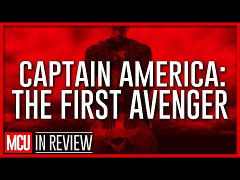 Captain America: The First Avenger - Every Marvel Movie Reviewed & Ranked