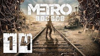 STATEK UBEZWŁASNOWOLNIONYCH || Metro Exodus [#14]