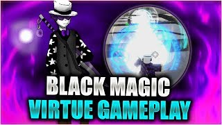 GOTT DER MAGIE... VIRTUE KLASSE! | Schwarze Magie II | Roblox
