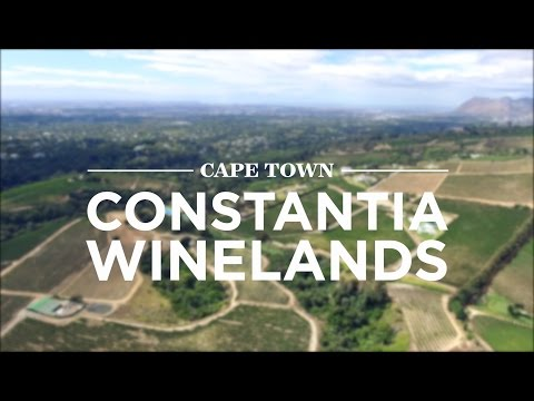 Constantia Winelands, Cape Town | Safari365