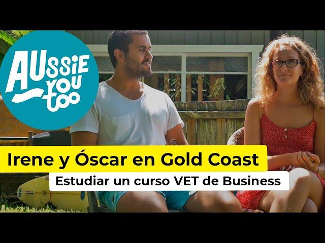 Estudiar un curso VET de Business en Gold Coast - Australia | AUssieYouTOO