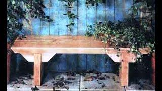Красивые садовые скамейки(, 2014-09-08T12:28:12.000Z)