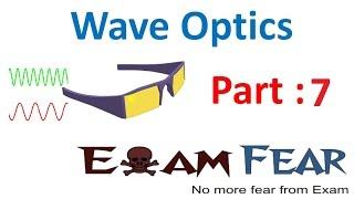 Physics Wave Optics part 7 (Huygens principle) CBSE class 12