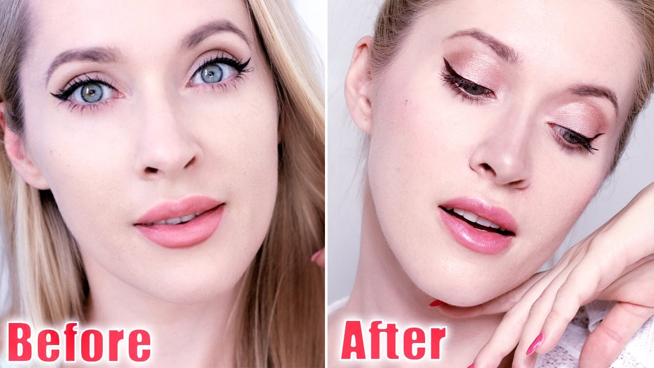 nose job without surgery nose contouring tutorial youtube. Black Bedroom Furniture Sets. Home Design Ideas