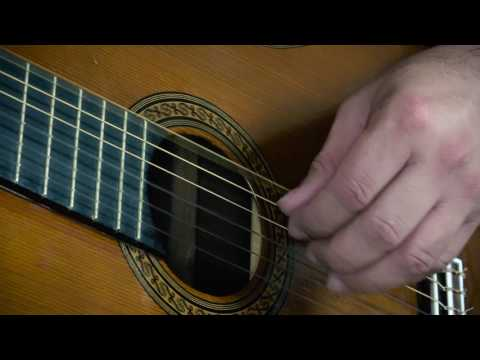 Guitar Lesson: How to Play a Puerto Rican Aguinaldo on the Guitar
