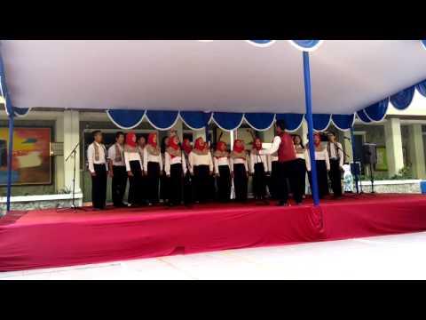 Paduan Suara SMAN 1 Cikarang Selatan - Melati di Tapal Batas & Indonesia Jaya