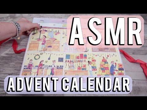 ASMR ❤ Advent Calendar openen   Beautygloss