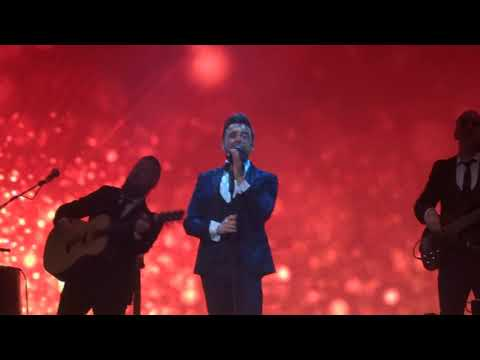 Shane Filan performing This I Promise You , Love Always Tour Dublin 19/10/17