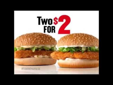 Checkers crispy fish sandwich wtf is wrong youtube for Checkers fish sandwich