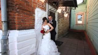 Свадебный клип: Счастливы вместе. Воскресенск.
