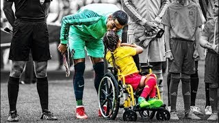 Cristiano ronaldo • beautiful & respect moments 2017