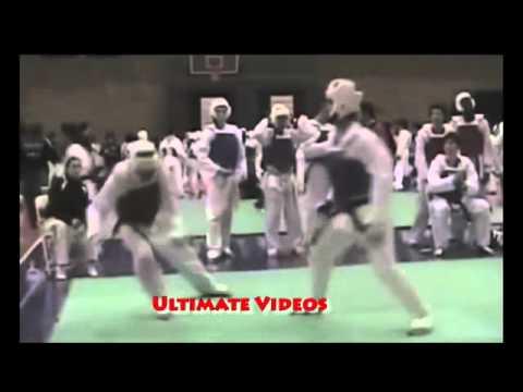 Best Taekwondo Knockouts KO   YouTube 2