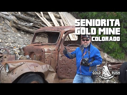 Seniorita Gold Mine for Sale - Colorado - 2016
