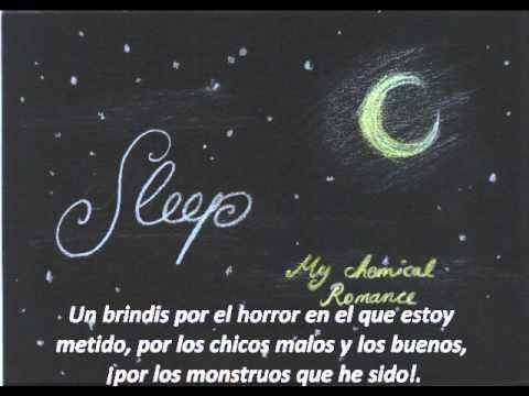 My Chemical Romance - Sleep - Subtitulada al español.