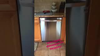 New LG Dishwasher - LDT7797ST