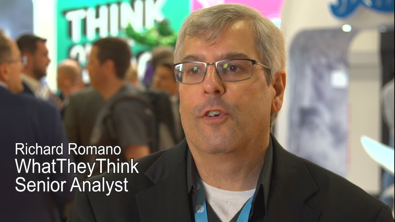 WhatTheyThink and Smithers: 3D  - A Major Opportunity For Print Service Providers