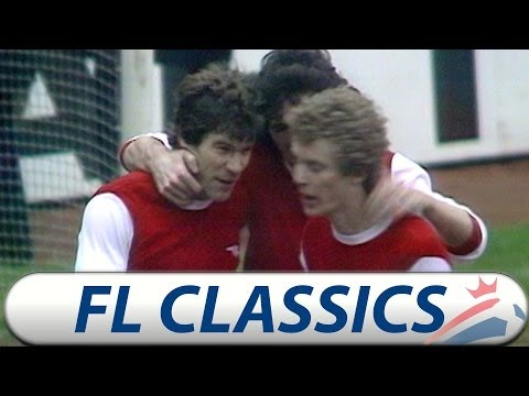 Arsenal 3 v Man Utd 1 | 1977/78 | Football League Classic Matches