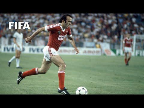 Soviet Union v New Zealand, 1982 FIFA World Cup