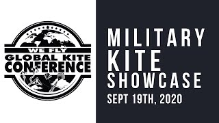 WFGKC - Antique/ Military Kite showcase - with Nic O'Neill - Virtual Recording Session