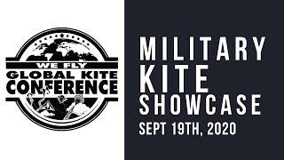 WFGKC - Antique/ Military Kite showcase - with Nic O'Neill - Virtual Recording Session