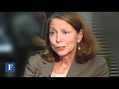 Jill Abramson: First Lady Of The Gray Lady - YouTube