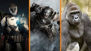 Destiny 2's BIG NUMBERS + Paid Mods DONE RIGHT? + Harambe the Game - The Know
