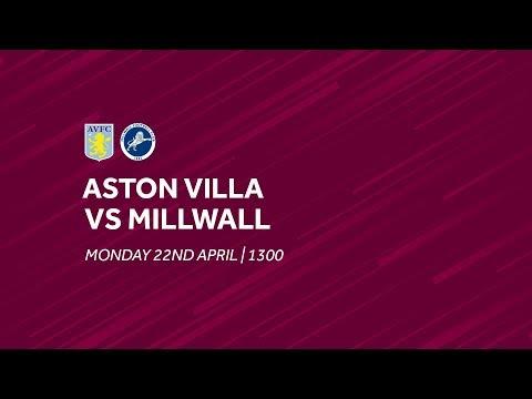 Aston Villa 1-0 Millwall | Extended highlights