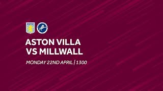 Aston Villa 1-0 Millwall | Extended highlights