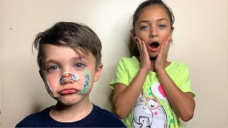 The Boo Boo Story from Zack! Nursery Rhymes Kids Songs