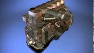 Дизельный двигатель Cummins Каминс ISB ISB6.7(Cummins (Каминс) ISB., 2014-10-19T12:11:15.000Z)
