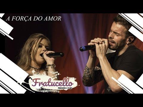 Gabi Fratucello e Caio Fratucello - A Força do Amor (DVD FRATUCELLO)