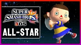 Super Smash Bros. for Nintendo 3DS - All-Star | Villager