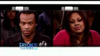 Felicia vs. Edward Brown on DIVORCE COURT 5/30